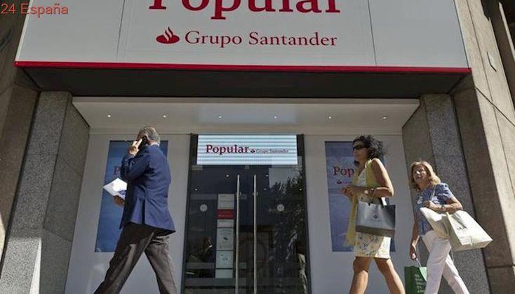 Santander y Popular empiezan a negociar con los sindicatos una reducción de plantilla