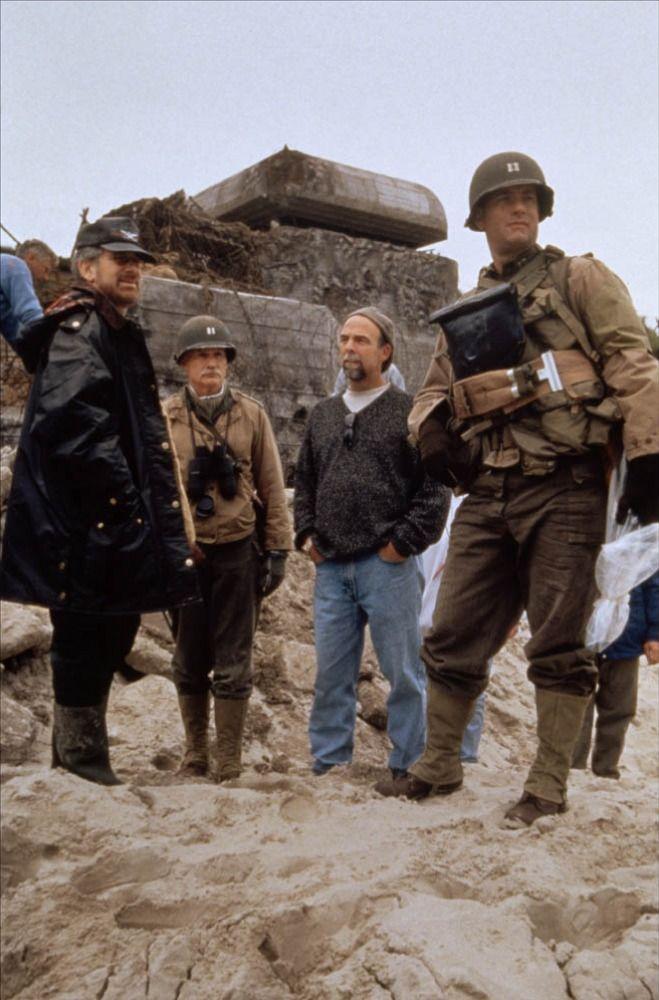 Il faut sauver le soldat Ryan - Tom Hanks - Steven Spielberg