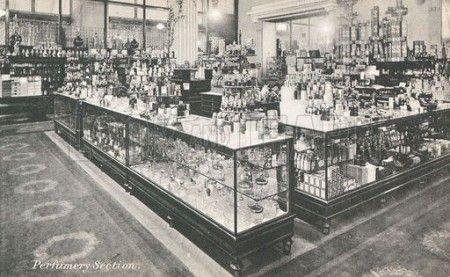 Selfridges perfurme department store