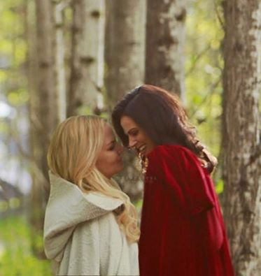 Emma Swan & Regina Mills | Swan Queen | Once upon a Time
