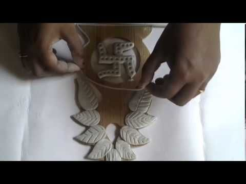 Clay Work Kalasam Mural Porcelain Amp Ceramics