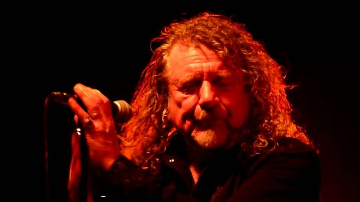 "Robert Plant playing ""Friends"" live at Wolverhampton on 2nd September 2013"