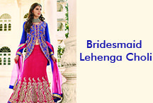Bridesmid Lehenga Choli