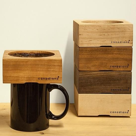 Canadiano pour over coffee maker