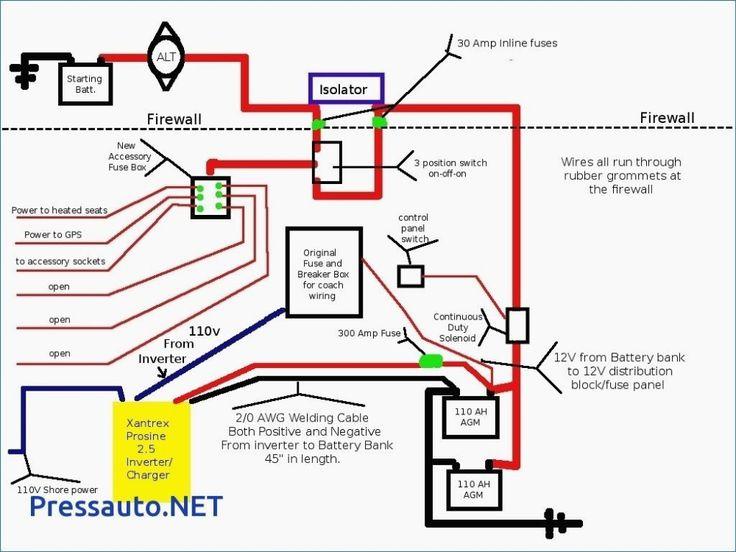 Airstream Wiring Schematic
