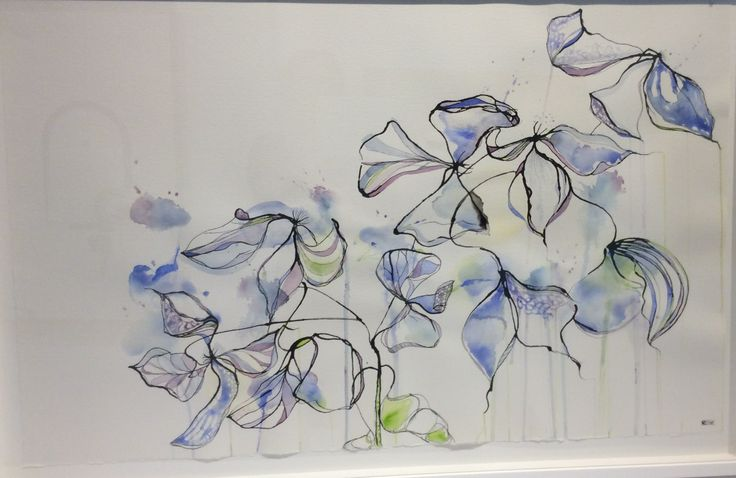 Hydrangeas II by Fiona Chandler | PLATFORMstore