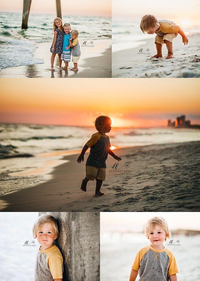 Panama City Beach, Florida How precious is this little boy