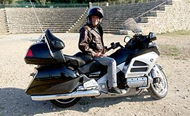 Taxi moto à Nice