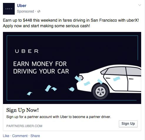 uber partner for android