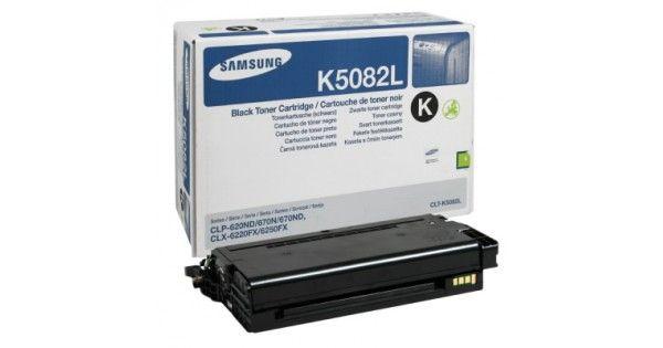 Cartus toner SAMSUNG CLT-K5082LProdus: Cartus TonerCategorie: ORIGINALTehnologie: LaserProducator: SamsungCod produs: CLT-K5O82LCuloare: NegruCapacitate: 5000 pagini (5% incarcare\draft)Imprimanta, copiator, multifunctional sau alt aparat care foloseste acest cartus SAMSUNG CLT-K5082L: CLP-620ND/670