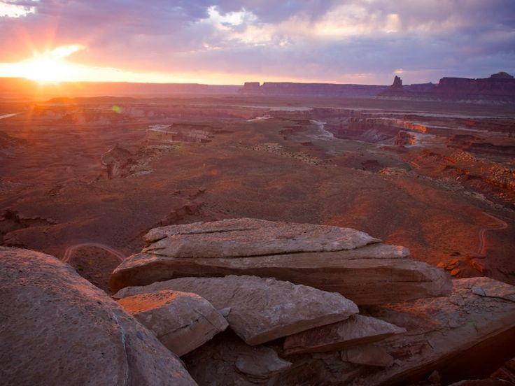 Classic Campsites Murphy Hogback Campground Canyonlands
