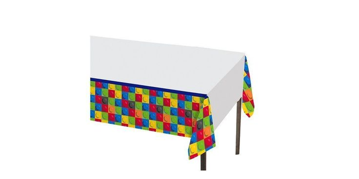 Lego-Birthday-Party-Table-Cover