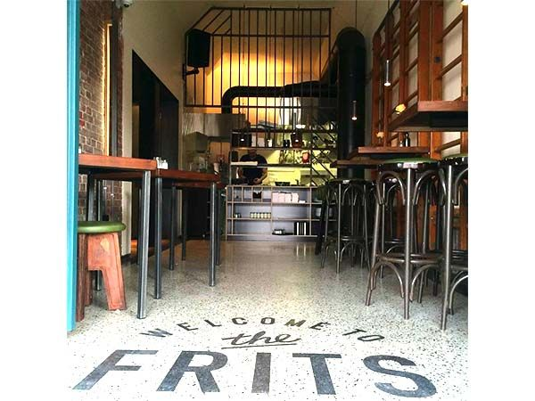 Frits Amsterdam: beer and burgers in West!