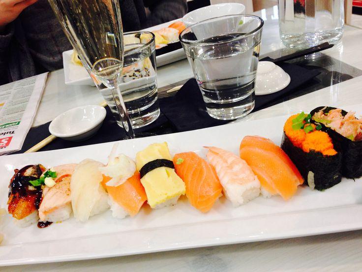Hanko Sushi, Forum. #sushi #Helsinki