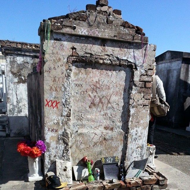 Haunted Places In Whittier California: 17 Best Images About New Orleans, St. Louis Cemetery No. 1