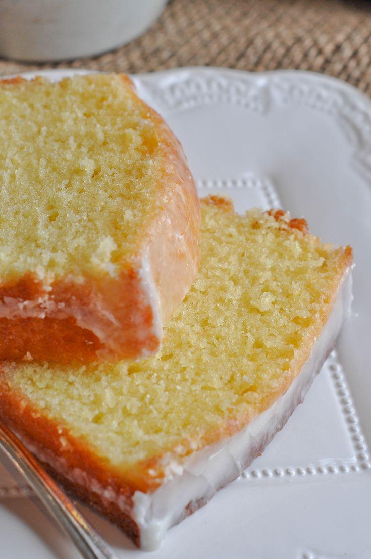 meyer lemon sour cream pound cake sour cream pound cake lemon pound ...