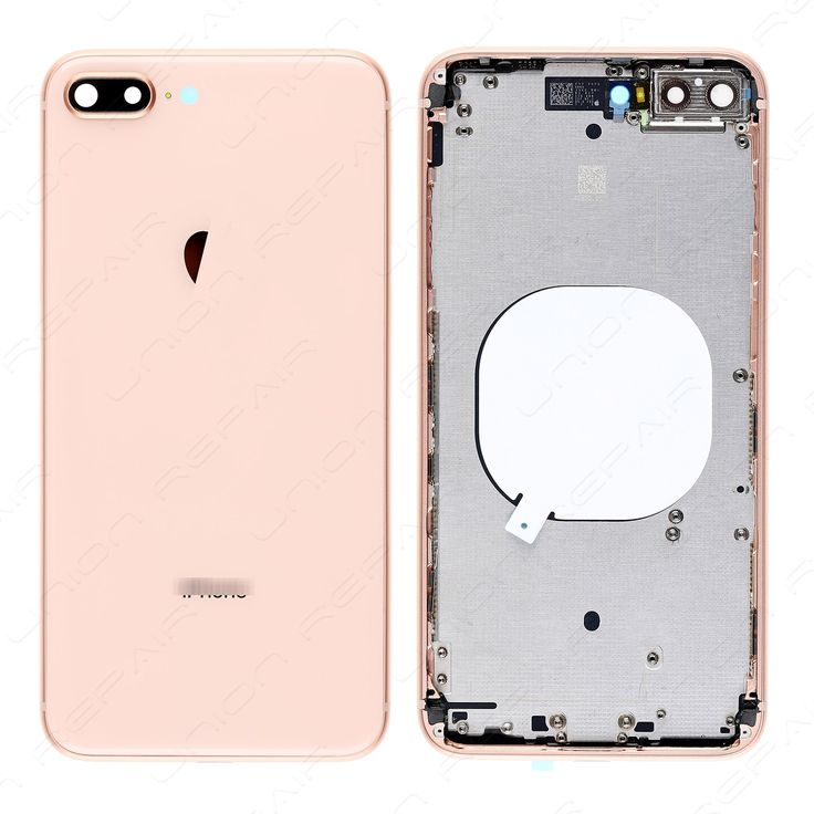 Replacement for iPhone 8 Plus Back Cover with Frame Assembly - Gold  Specification:Color: GoldMaterial: GlassVersion: With Apple Logo only, Without WordsCompatibility: For iPhone 8 Plus  Features:  &nb...