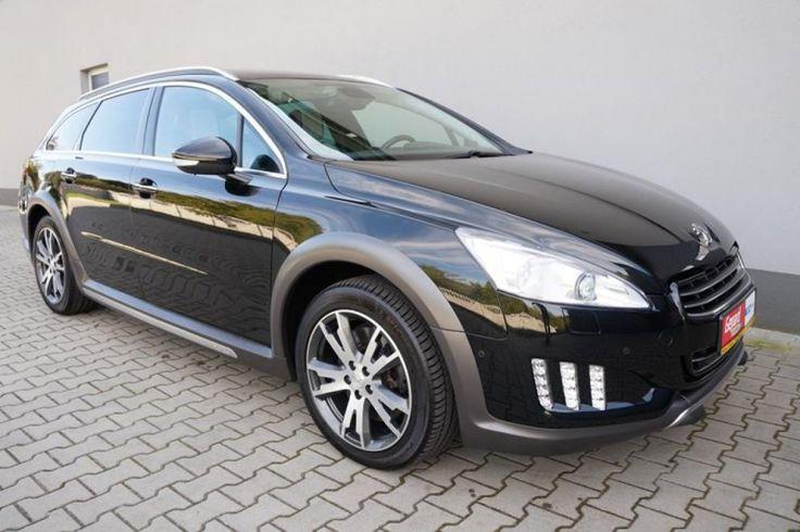 Peugeot 508 - RXH, Hybrid4, 4x4, 2,0 HDI 200KM, 119 Tys.km, Full, Gwarancja !!!