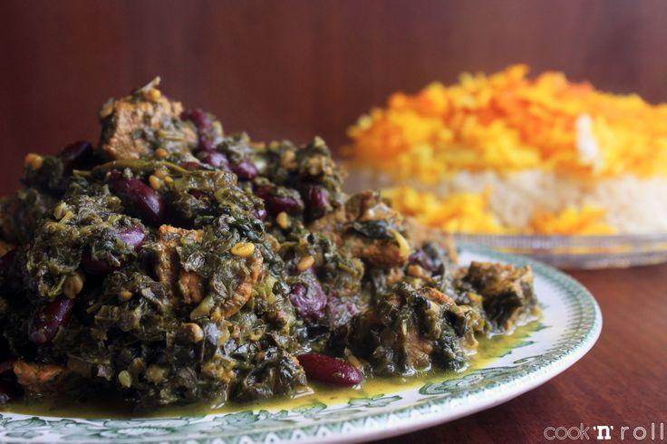 rezept-persisch-lamm-mit-bohnen-und-kräutern                                                                                                                                                                                 Mehr