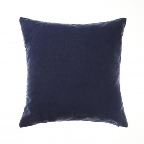 A luxurious cushion from the Home Republic range, the Vintage Washed Linen in Indigo 50x50cm $42