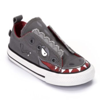 Converse Chuck Taylor All Star Dinosaur Shoes For Toddler