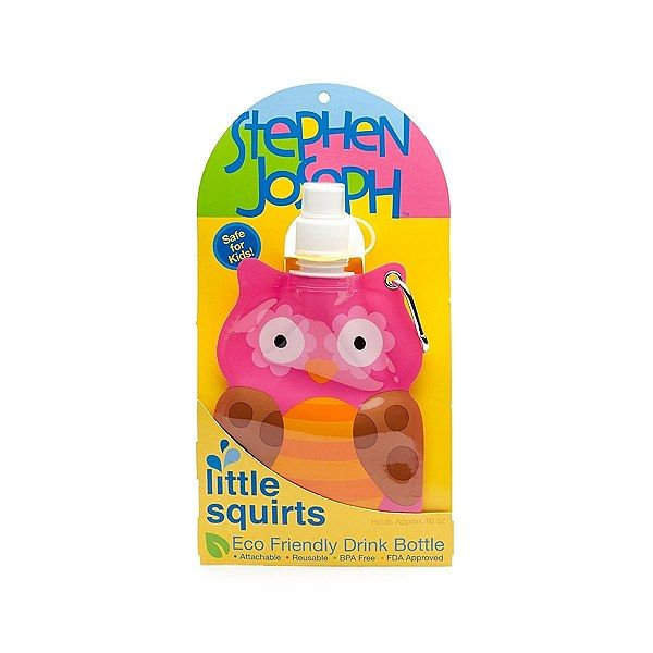 Adorable drink bags from Stephen Joseph.