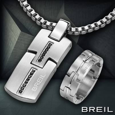 Encolsure #Jewels - men's personal effects. #Breil