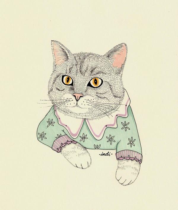 наручные картинки коты в стиле тумблер касается основной экспозиции