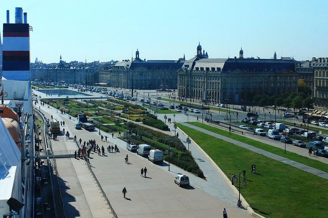Panorama sur la Ville de Bordeaux