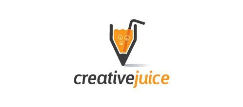 Double concept logo design: CreativeJuice