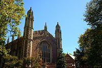 Graham Chapel Washington University in St. Louis