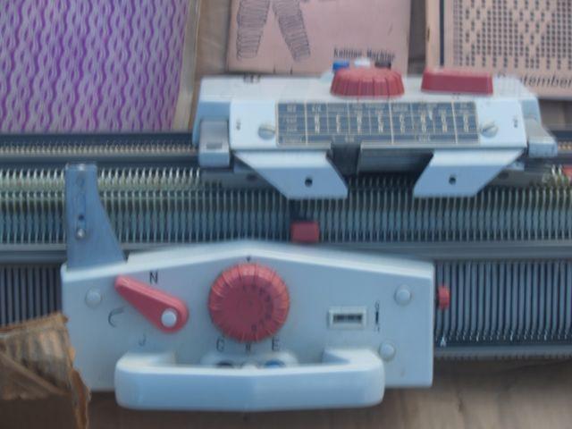 knitting machine passap 12 textile arts pinterest. Black Bedroom Furniture Sets. Home Design Ideas