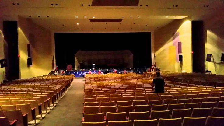 Danley Demo McAllen High School Auditorium - YouTube
