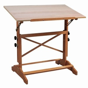 Cherry Top Drafting Table