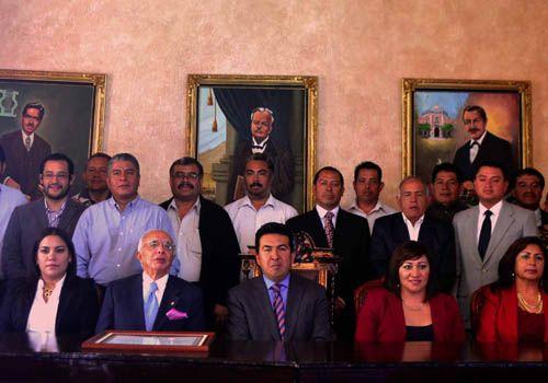 Necesario reivindicar la historia de Tlaxcala: Zamora, visitante distinguido
