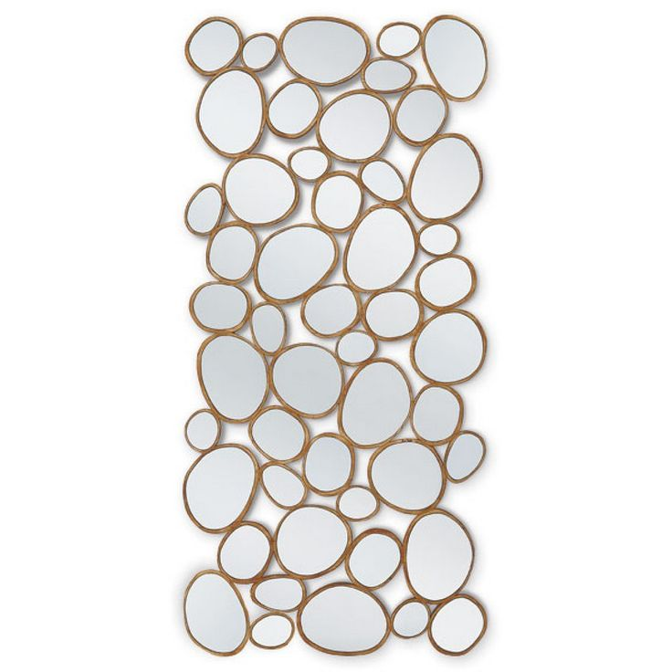 Pebble Beach Mirror by Christopher Guy #christopherguy #wallmirrors #interiordesign #luxurydesigns