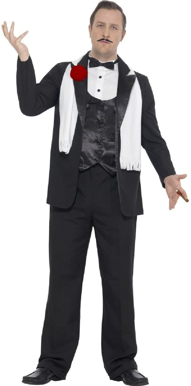 Mens Gangster Fancy Dress Costume 1 Gangster Fancy Dress Fancy Dress Costumes Fancy Dress