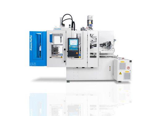 KraussMaffei CX #Tepro #KraussMaffei #German #technology #fullpower #plastic #injection #moldnig #machine #clampingforce #35-160ton