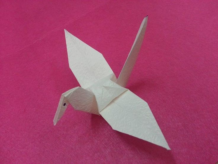 17 best images about diy origami on pinterest paper for Crane folding instructions