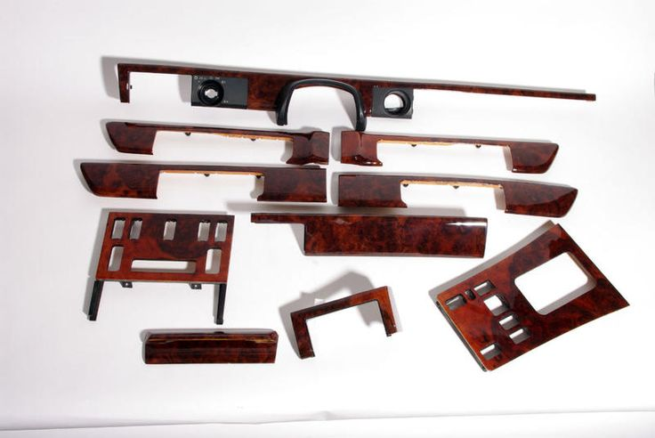 1644833d1444877763 Mercedes W126 Wood Trim Restoration