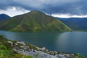 gunung danau toba sumatera utara