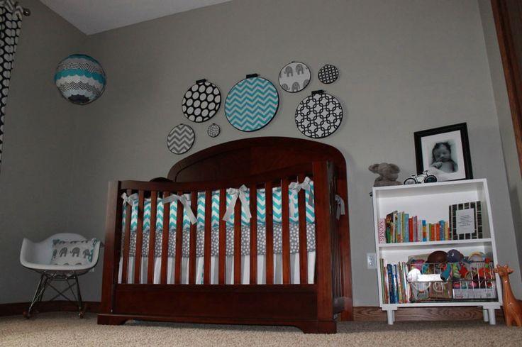 modpeapod.com customers nursery modern custom made crib baby bedding set