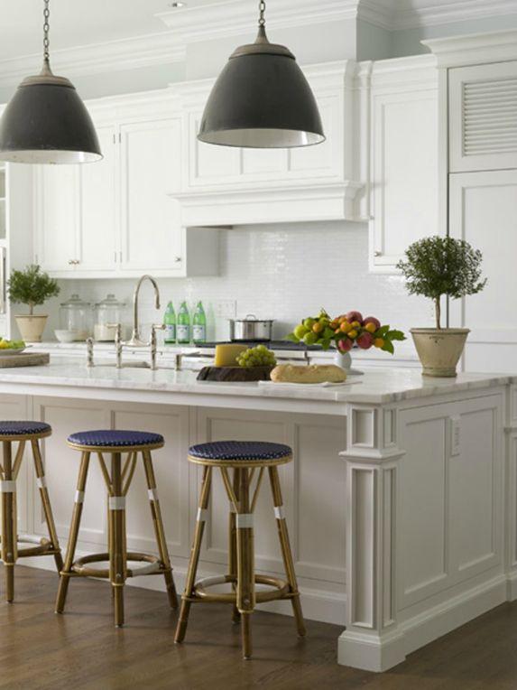 Los materiales y acabados en tu cocina son muy importantes a la hora de conseguir un diseño perfecto