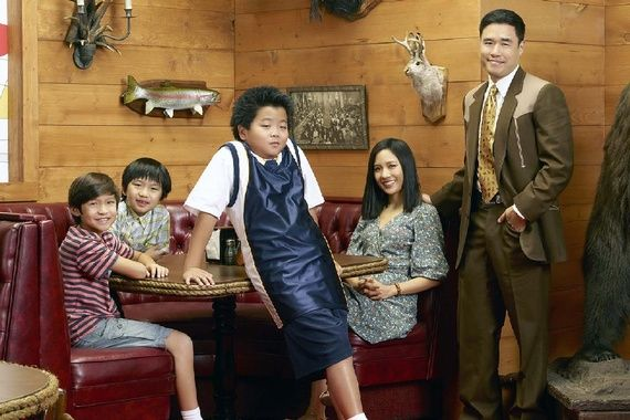 ABC's 'Fresh Off the Boat' Is Good—but It Could Be Even Better - The Atlantic