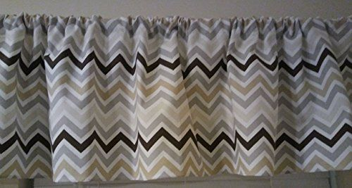 http://picxania.com/wp-content/uploads/2017/09/multi-color-grey-gold-brown-ivory-chevron-valance-curtain-window-treatments-zig-zag-white-stripes-topper-kitchen-curtain-kids-nursery-playroom-boys-neutral-tones.jpg - http://picxania.com/multi-color-grey-gold-brown-ivory-chevron-valance-curtain-window-treatments-zig-zag-white-stripes-topper-kitchen-curtain-kids-nursery-playroom-boys-neutral-tones/ - Multi color grey, gold, brown ivory Chevron Valance Curtain, window treatments,