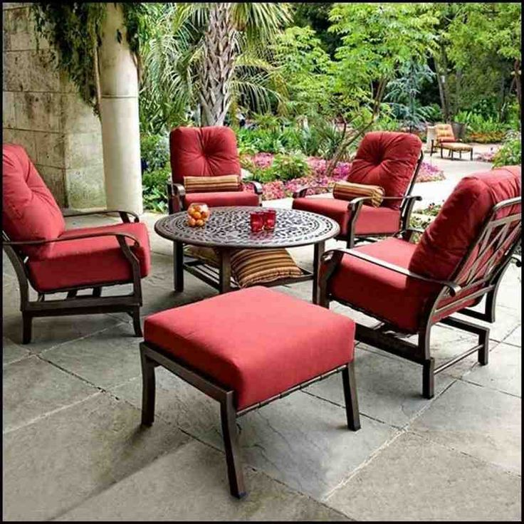 22 Awesome Outdoor Patio Furniture Options and IdeasBest 20  Patio furniture covers ideas on Pinterest   Outdoor  . Outdoor Cushions For Lounge Chairs. Home Design Ideas