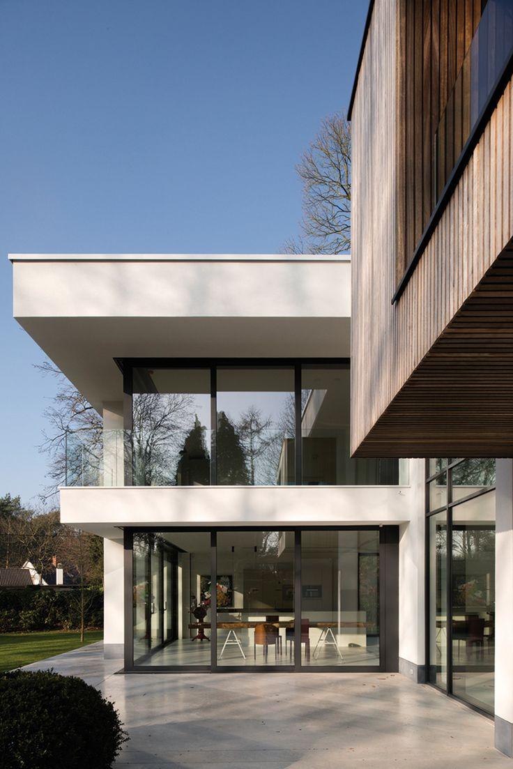 Home Sweet Home » Tijdloze villa tilt duurzame architectuur naar een hoger niveau