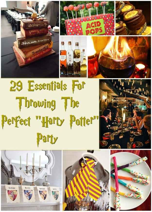 Parties Harry Harry Throwing    Essentials For free Potter Potter and Party mens The Parties  Harry Perfect Potter