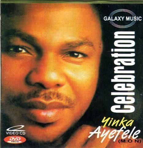 Yinka Ayefele - Celebration - Video CD