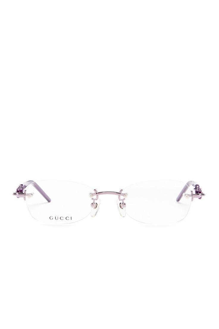 Women's Frameless Optical Frames by GUCCI on @HauteLook